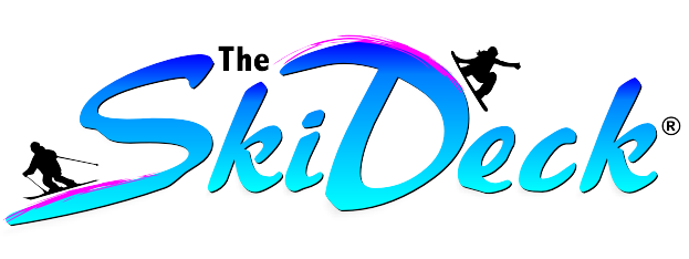 The Ski Deck image logo